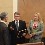 Ученый совет в КГМУ: от поздравлений к организационным вопросам
