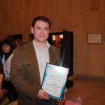 Хирург Дмитрий Славин принял участие в конкурсе на звание лучшего молодого преподавателя ВУЗа