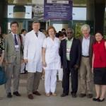 Евразийский семинар по онкогинекологии: демонстрация профессионализма