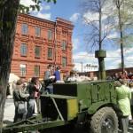 Эхо прошедшей войны: чествование ветеранов в КГМУ