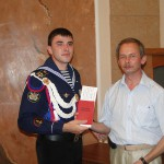 В КГМУ вручили сертификаты об окончании интернатуры