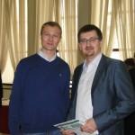В КГМА состоялась конференция, посвященная 90-летию кафедры офтальмологии