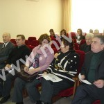 В КГМА обсудили вопросы спорта и здорового образа жизни
