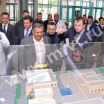 Рустам Минниханов посетил Центр ядерной медицины в Казани