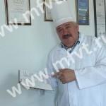 Саматов Вахит Ахатович - главный врач Республиканской клинической инфекционной больницы имени профессора А.Ф. Агафонова, заслуженный врач Республики Татарстан